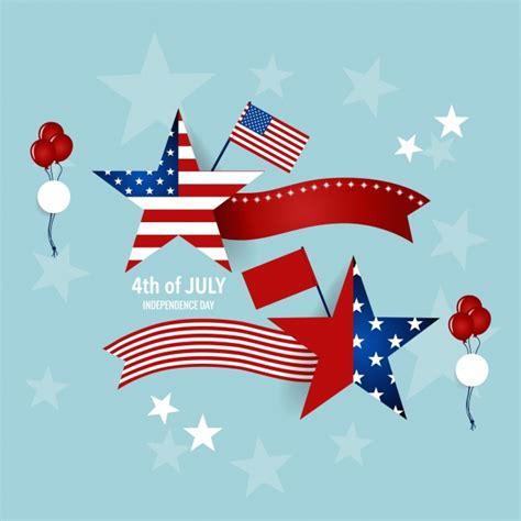 Fondo del día de la independencia de estados unidos con ...