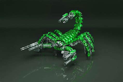 FONDO PANTALLA ROBOT EN 3D