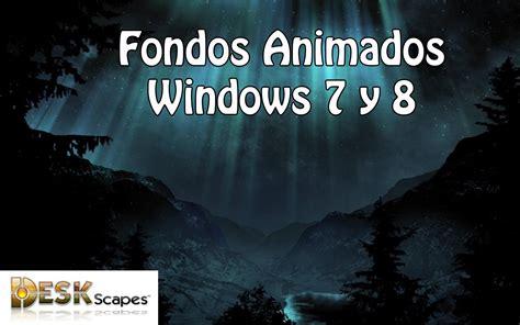 Fondos de escritorio animados para Windows 8.1/8/7 - YouTube