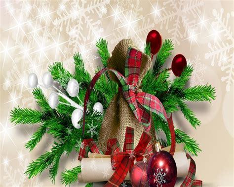 Fondos de pantalla con motivos navideños gratis