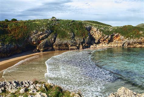 Fondos de Pantalla Costa España Asturias Playa Ensenada ...