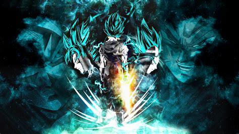Fondos de pantalla : Dragon Ball Super, Son Goku, Vegeta ...