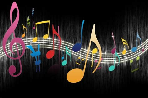 Fondos de pantalla gratis notas musicales - Imagui