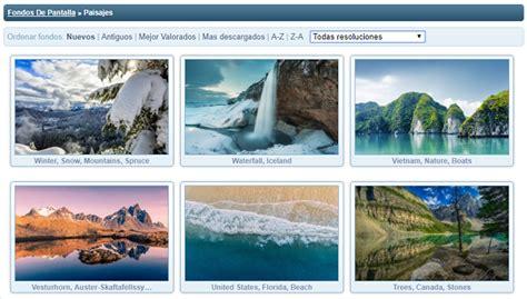 Fondos de pantalla HD, más de 5.000 imágenes para Windows ...
