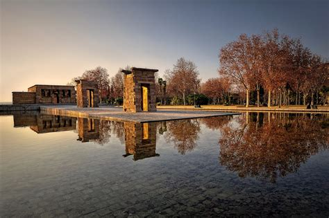 Fondos de Pantalla Parque España Madrid Ciudades descargar ...