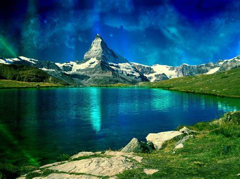 Fondos de Pantalla | Wallpapers: Fondo HD paisaje montañas