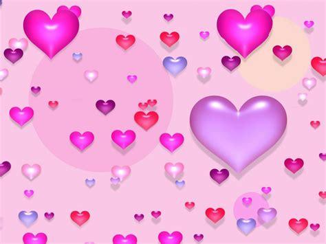 Fondos en HD bonitos de estrellas y corazones - Imagui