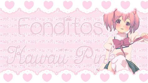 Fondos Kawaii Pink。。。♡ ~Momo chan~   YouTube
