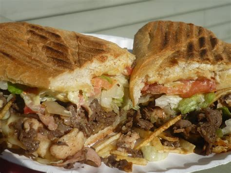 Food So Good Mall: Puerto Rican Tripleta Sandwich