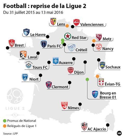 FOOT   Ligue 2 : le DFCO débute le championnat à l ...