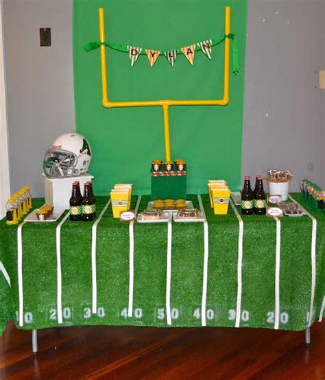 Football Birthday Party | Bright Spot Birthday Party Ideas ...