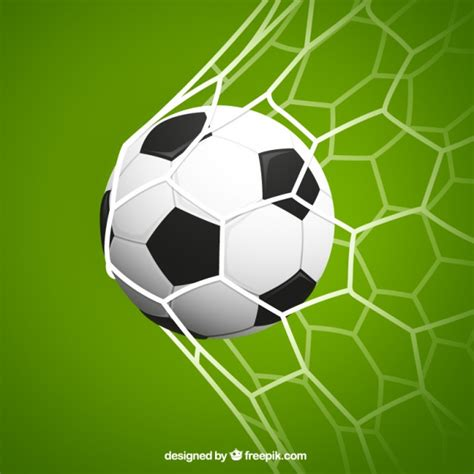 Football goal Vector | Free Download
