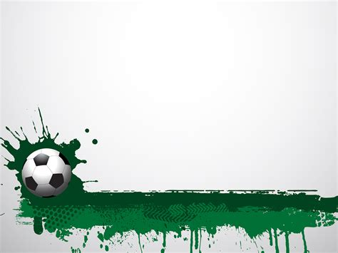 Football Grunge Backgrounds - Green, Sports Templates ...