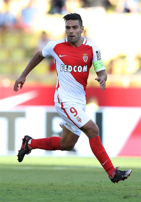 Football: Monaco's Radamel Falcao nominated for Ballon d ...