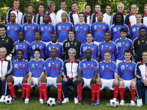 Football star players: france football team pic