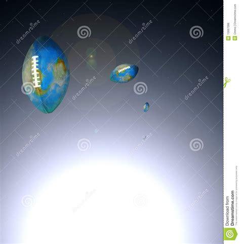 Football Universe Royalty Free Stock Image   Image: 10667086