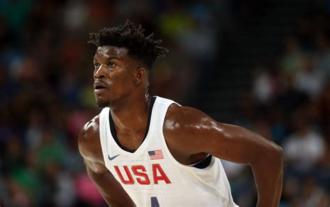 For Jimmy Butler and Team USA basketball, it gets real ...
