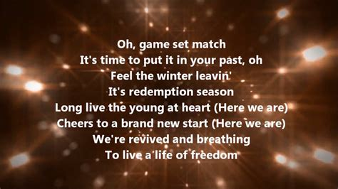For King & Country - It's Not Over Yet (Lyrics) - YouTube