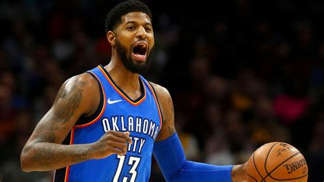 For Paul George, L.A. homecoming transcends the business ...
