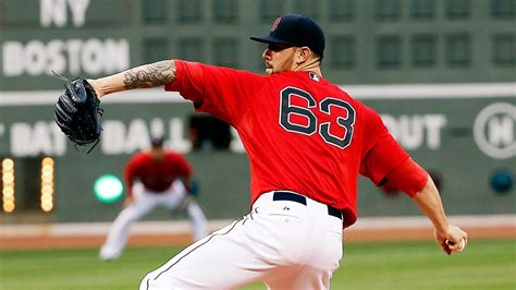 For Ranaudo, debut was a keeper   Boston Red Sox Blog  ESPN