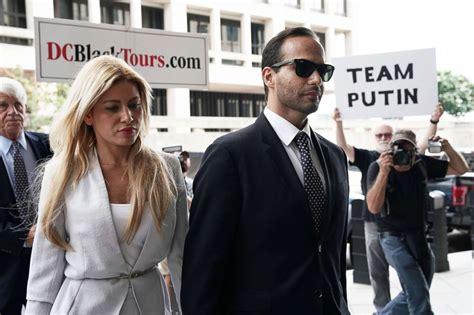 For wife of sentenced former Trump adviser, a doctored ...