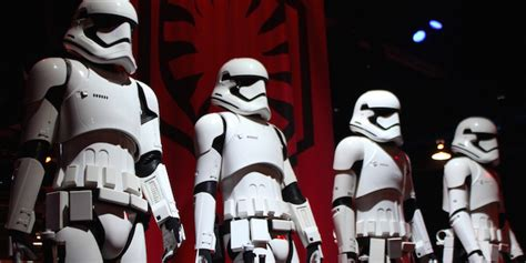 Force Awakens Costumes Take Over the D23 Expo Floor!