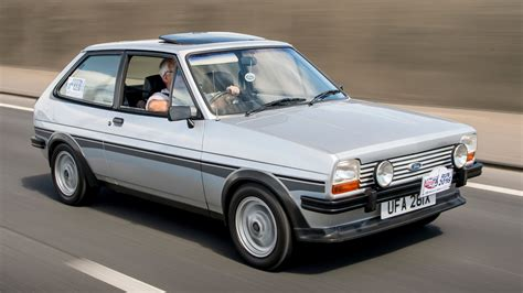 Ford Fiesta at 40: happy birthday to the UK's favourite ...