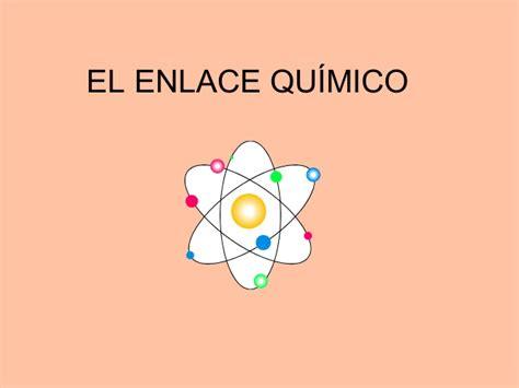 formación de enlaces quimicos