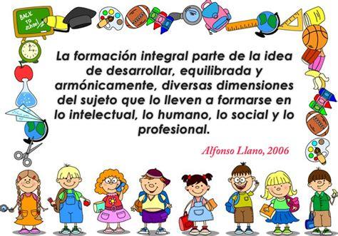 Formando Valores en Escuela, Familia y Comunidad: Frases ...