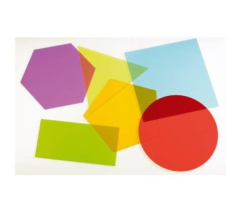 formas geometricas de acrilico