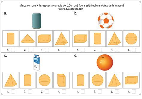 Formas y figuras geométricas tridimensionales para niños ...