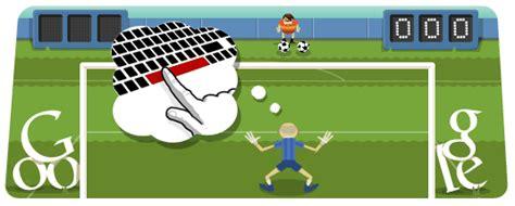 Format Permainan Logo Google Soccer-2012 - Dunia Info dan Tips