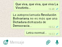 Formatear texto en Telegram.