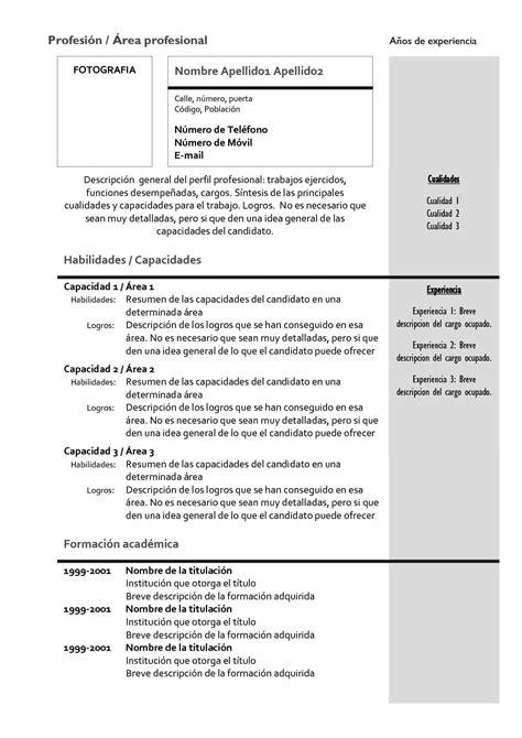 Formato De Resume | watchesline.co