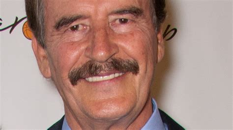 Former Mexico President Vicente Fox: 'Trump is not welcome ...