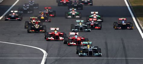Formula 1 2013   Mundo deportivo   Saint Seiya Foros