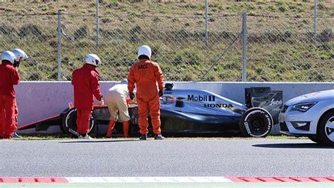 Fórmula 1: Accidente Fernando Alonso: ¿Qué es el síndrome ...