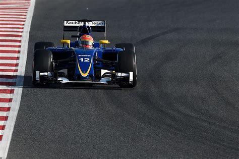 Fórmula 1: Así luce el nuevo Sauber C35   Foto 1 de 5 ...