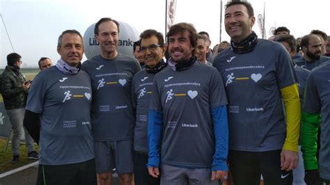 Fórmula 1: El Alonso más solidario, en la tradicional ...