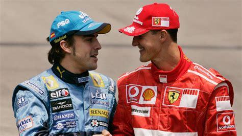 Fórmula 1: El emotivo recuerdo de Alonso a Schumacher ...