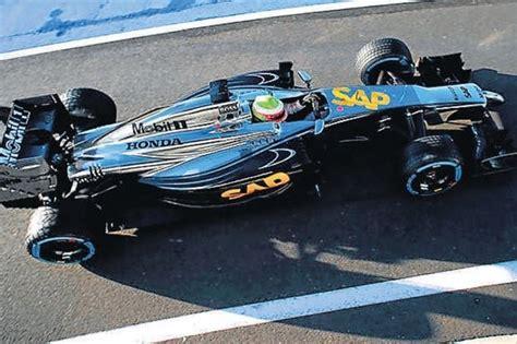 Fórmula 1: El motor 2015 de Fernando Alonso ya rueda ...