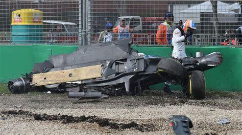 Fórmula 1   GP Australia 2016: Así fue brutal accidente de ...