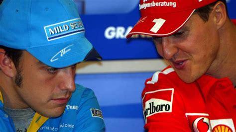 Fórmula 1   GP de Alemania: Alonso contra Schumacher: Dios ...