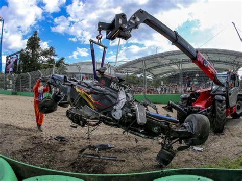 Fórmula 1: Piloto español Alonso sufrió aparatoso ...