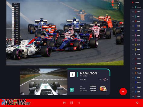 Formula One to launch F1 TV streaming service  early in ...