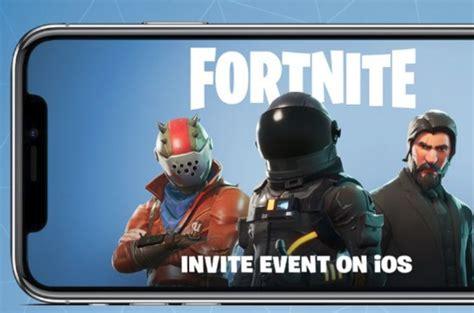 Fornite Battle Royale llegará a los móviles y se podrá ...