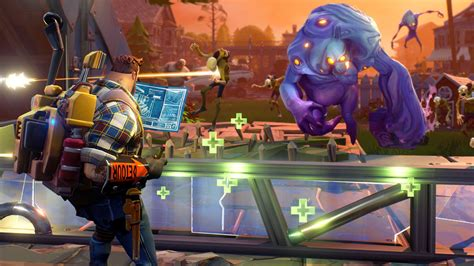 Fornite Hands On at E3 2017   6 Years After Its First ...