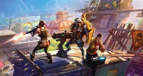 Fornite video on Game Informer features gameplay ...