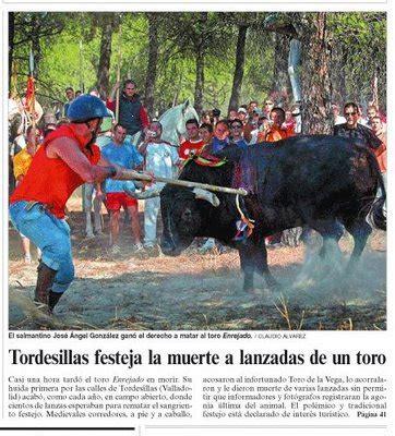 ForoAmor.com - ¿Que pensais de las corridas de toros?