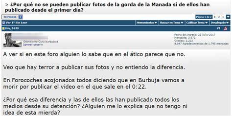 Forocoches y Burbuja.info publican datos personales de la ...